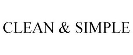 CLEAN & SIMPLE