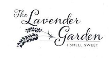 THE LAVENDER GARDEN I SMELL SWEET