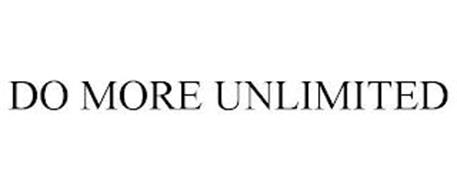 DO MORE UNLIMITED