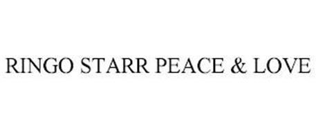 RINGO STARR PEACE & LOVE