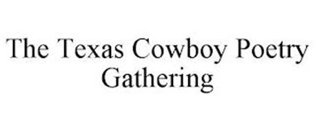 THE TEXAS COWBOY POETRY GATHERING