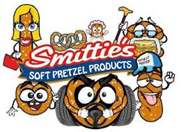 SMITTIE'S SOFT PRETZEL PRODUCTS TOTALLY TWISTED