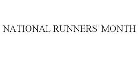 NATIONAL RUNNERS' MONTH