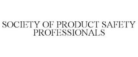 SOCIETY OF PRODUCT SAFETY PROFESSIONALS
