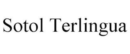 SOTOL TERLINGUA