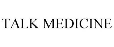 TALK MEDICINE