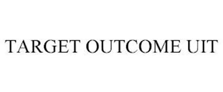 TARGET OUTCOME UIT