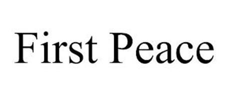 FIRST PEACE