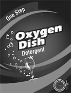 ONE STEP OXYGEN DISH DETERGENT