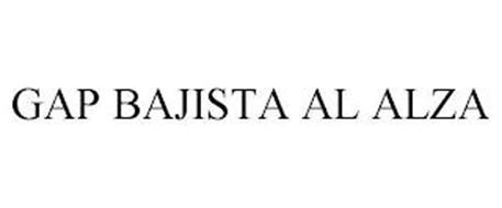 GAP BAJISTA AL ALZA