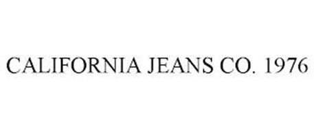 CALIFORNIA JEANS CO. 1976