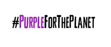 #PURPLE FOR THE PLANET