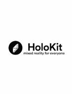 HOLOKIT MIXED REALITY FOR EVERYONE