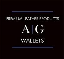 A|G WALLETS PREMIUM LEATHER PRODUCTS