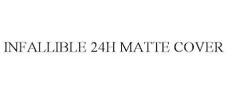 INFALLIBLE 24H MATTE COVER