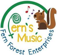 FERN'S MUSIC FERN FOREST ENTERPRISES