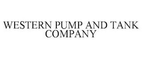 WESTERN PUMP AND TANK COMPANY