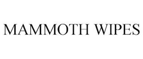 MAMMOTH WIPES