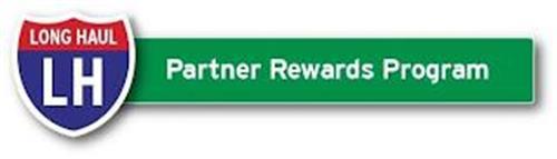 LONG HAUL LH PARTNER REWARDS PROGRAM