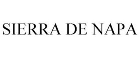 SIERRA DE NAPA