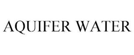 AQUIFER WATER