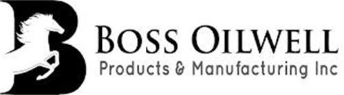 B BOSS OILWELL PRODUCTS & MANUFACTURING INC.