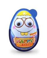 HAPPY EGG GEEK VITAMINS C GUMMIES + TOY