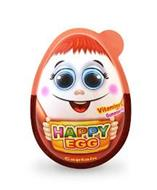 HAPPY EGG CAPTAIN VITAMIN C GUMMIES + TOYS