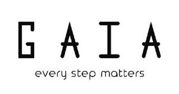GAIA EVERY STEP MATTERS