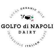 LOCAL ORGANIC MILK GOLFO DI NAPOLI DAIRY INCREDIBLE ITALIAN TASTE