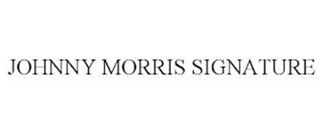 JOHNNY MORRIS SIGNATURE