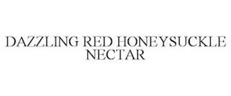 DAZZLING RED HONEYSUCKLE NECTAR