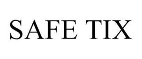 SAFE TIX