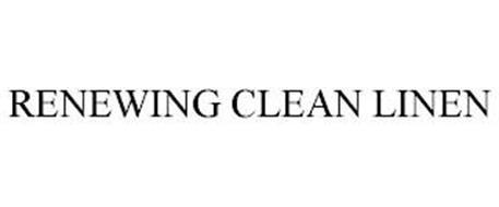 RENEWING CLEAN LINEN