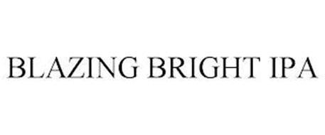 BLAZING BRIGHT IPA
