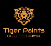 TIGER PAINTS FIERCE PAINT SERVICE