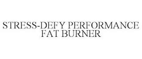STRESS-DEFY PERFORMANCE FAT BURNER