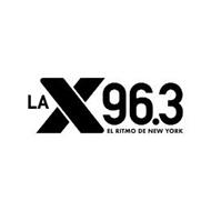 LA X 96.3 EL RITMO DE NEW YORK