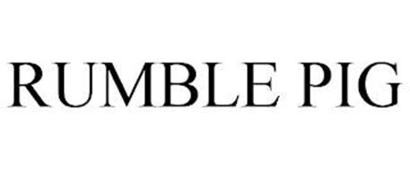 RUMBLE PIG