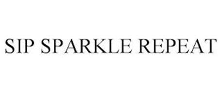 SIP SPARKLE REPEAT