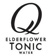 Q ELDERFLOWER TONIC WATER
