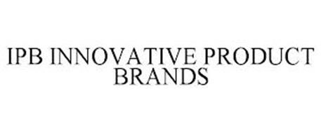 IPB INNOVATIVE PRODUCT BRANDS