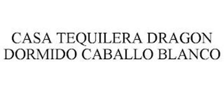 CASA TEQUILERA DRAGON DORMIDO CABALLO BLANCO