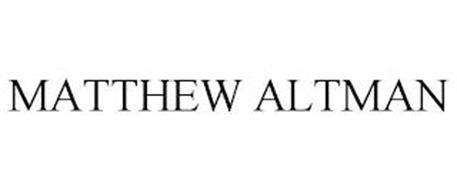MATTHEW ALTMAN