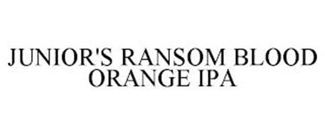 JUNIOR'S RANSOM BLOOD ORANGE IPA