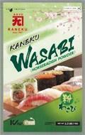 KANEKU SINCE 1927 KANEKU WASABI (HORSERADISH POWDER) COMMERCIAL PRODUCT NET WT 2.2LBS (1KG)