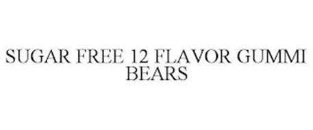 SUGAR FREE 12 FLAVOR GUMMI BEARS