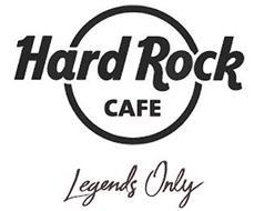 HARD ROCK CAFE LEGENDS ONLY