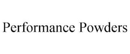 PERFORMANCE POWDER
