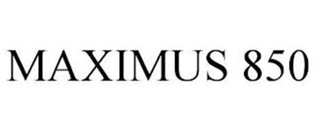 MAXIMUS 850
